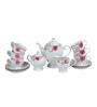 Lakline Porcelain Tea Set - Set of 15