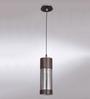 LeArc Designer Lighting Brown Metal Pendant Light