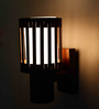 Melita Wall Light in Transparent by Casacraft