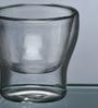 Luigi Bormioli Thermic 100 ML Glass - Set of 2