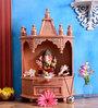 Kalatya Temples in Brown by Mudramark