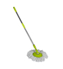 Magna 360 Degree Spin Magic Green Floor Cleaning Mop Set