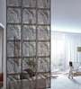 Marques Room Divider in Brown by Bohemiana