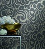 Marshalls Wallcoverings Beige Non Woven Fabric Floral Trellis Wallpaper