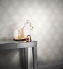 Marshalls Wallcoverings Grey Non Woven Fabric Abstract Print Wallpaper
