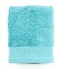 Maspar Light Blue Cotton Embossed Bath Towel
