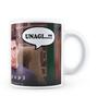 MC SID RAZZ Official Friends Unagi Ceramic 230 ML Mug Licensed By Warner Bros USA