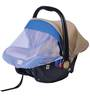 Baby Car Seat Carry Cot with Full Canopy in Beige Color by Mee Mee