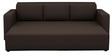 Morris Three Seater Sofa cum Bed in Coffee Colour by ARRA