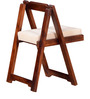 Waterford Folding Chair in Honey Oak Finish by Woodsworth