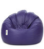 Mudda Chair Cover without Beans in Purple Colour by Can