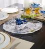 Nachtmann Petals Charger Glass Plate