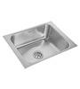 Neelkanth India King Matt Stainless Steel Single Bowl kitchen Sink