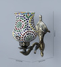 Vemaka Downward Wall Mounted in Antique Gold by Mudramark