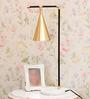 Orange Tree Point Gold Iron Study Lamp