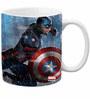 Licensed CA with Shield Digital Printed Coffee Mug