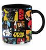 Licensed Starwars Comic Charecters Digital Printed Coffee Mug