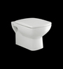 Parryware Qube White Ceramic Wall Hung Water Closet