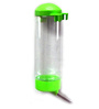 Pawzone Small Animals Cage Drinking Water Bottle in Green (500ml)