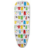 Peng Essentials Multidesign Cotton White Ironing Cover