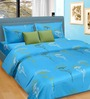 Cortina Sapphire Stare Double Bed Sheet