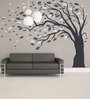 Print Mantras Wall Stickers Beautiful Giant Large Tree for Living Room