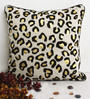 R Home Multicolour Cotton 18 x 18 Inch Embroidered Cushion Cover - Set of 2