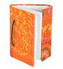 Rajrang Orange Paper & Cotton Fancy Diary