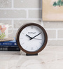 Random Copper Plastic 6.5 x 2 x 6.5 Inch Wall Clock