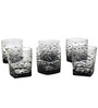 Rang Rage Wings of Freedom Handpainted Whisky Glasses - Set of 6
