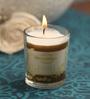 Resonance Mocha Magic Coffee Aroma Natural Wax Shot Glass Scented Candle