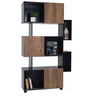 Roddy Display Unit in Black & Beech Finish by nuhoom