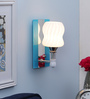 San Juan Wall Light in White by CasaCraft