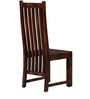 Oroville Dining Chair in Provincial Teak Finish by Woodsworth