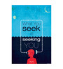 Seven Rays Paper 12 x 1 x 18 Inch What You Seek Is Seeking You Unframed Poster