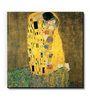 Seven Rays Multicolour MDF The Kiss Fridge Magnet