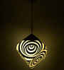 Shady Ideas Whirlpool Suspension Light