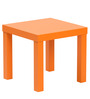 McNolan Kids Table in Orange Colour by Mollycoddle