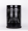 Silverware Black 5 L Dustbin