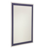 Daniella Mirror in Blue by CasaCraft
