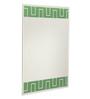 Jenga Mirror in Green by CasaCraft