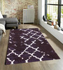 Salerno Carpet in Charcoal by Amberville