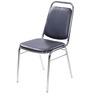 Spectrum Chair in Black Colour by Stellar