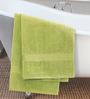 ESPRIT Soft Green Cotton Hand Towel