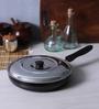 Sumeet Aluminium 1.75 L Non-Stick Fry Pan