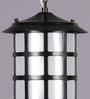 Superscape Outdoor Lighting Black Mild Steel Pendant
