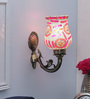 Susharma Wall Light in Multicolour by Mudramark