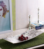 SWHF Silver Aluminium Tray