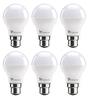 Syska Cool White 12 W LED PAG Bulb - Set of 6