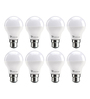Syska Cool White 15 W LED PAG Bulb - Set of 8
